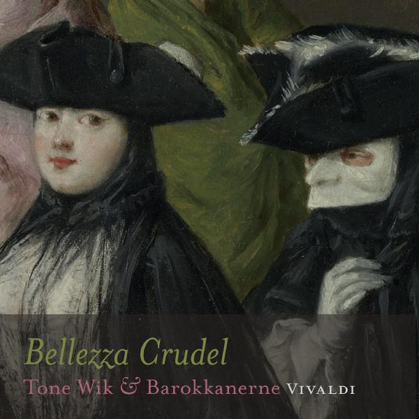 Bellezza Crudel - VIVALDI Albumcover