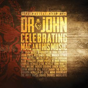 Dr. John, Sarah Morrow Such A Night - Live cover