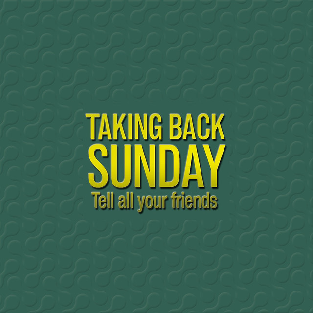 Cute Without The E Cut From Team By Taking Back Sunday