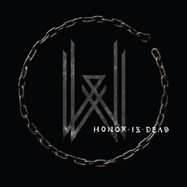 Album cover for Honor Is Dead by Wovenwar