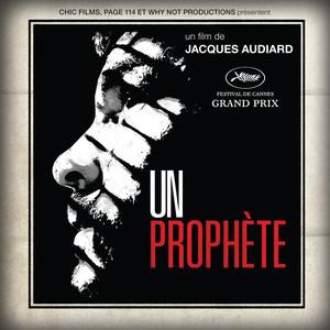 Un Prophète (Original Motion Picture Soundtrack) Albumcover