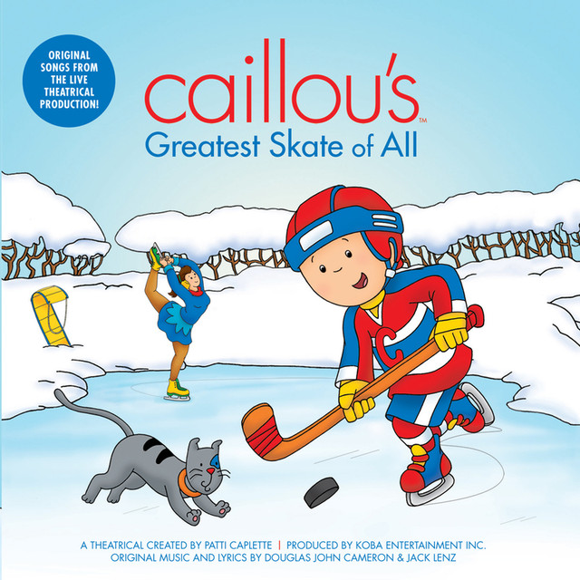Caillou's Theme Song, a song by Caillou on Spotify