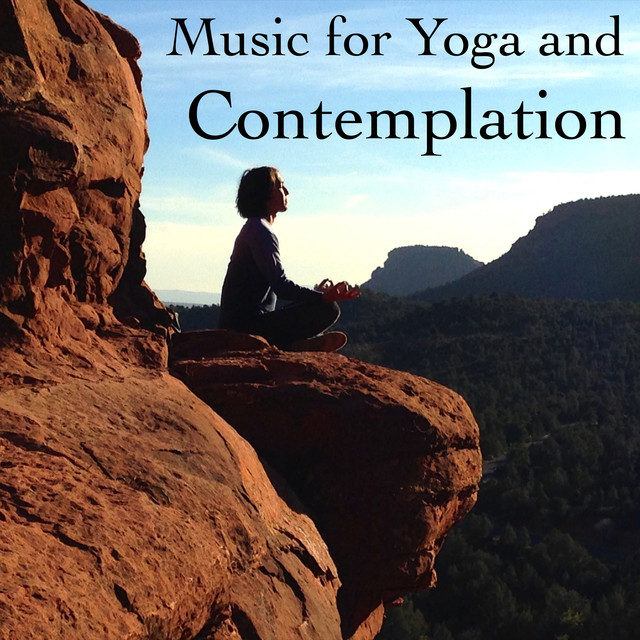 Music for Yoga and Contemplation – Inner Peace Music for Meditation, Extreme Relaxation and Holistic Therapy Albumcover