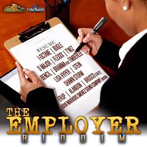 The Employer Riddim Albumcover