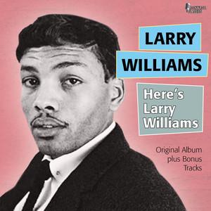 Here's Larry Williams (Original Album Plus Bonus Tracks) album