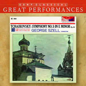Tchaikovsky: Symphony No. 5; Capriccio Italian [Great Performances] Albumcover