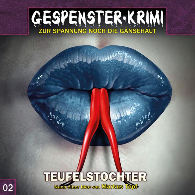 Folge 02: Teufelstochter Cover
