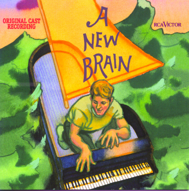Original Off-Broadway Cast of A New Brain