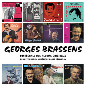 Georges Brassens La chasse aux papillons - Version Originale 25cm cover