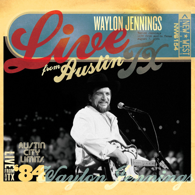 Live from Austin, TX: Waylon Jennings (August 7, 1984)