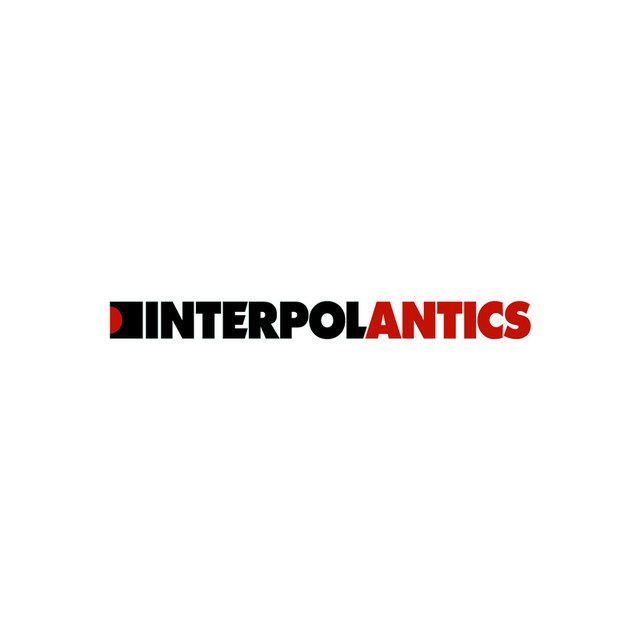 Album cover for Antics by Interpol