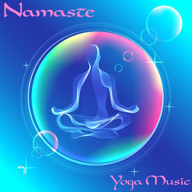 Namaste Yoga Music Albumcover