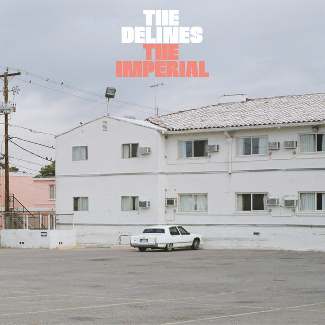 Album cover for The Imperial by The Delines