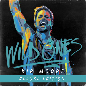 Kip Moore Complicated cover