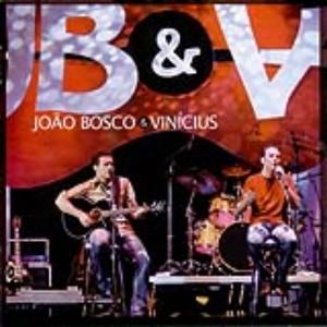 João Bosco & Vinícius - Ao Vivo Albumcover