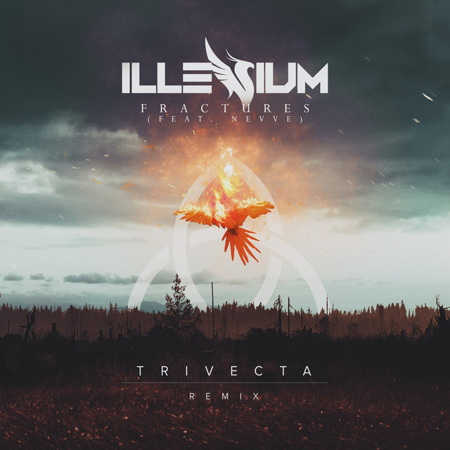 Illenium Jon Bellion Good Things Fall Apart: Fractures (Trivecta Remix) [feat. Nevve] By ILLENIUM On
