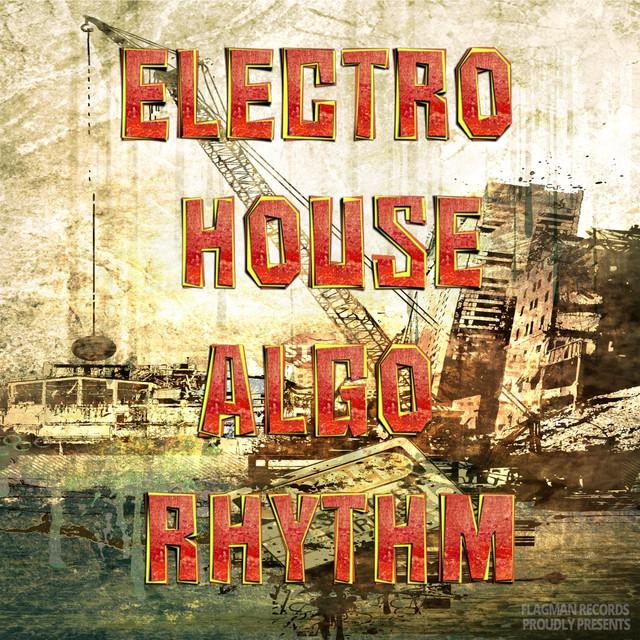 Electro House AlgoRhythm Albumcover
