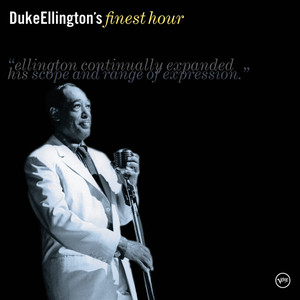 Duke Ellington Prelude To A Kiss - Live (7/28/66-Cote D'Azur) cover