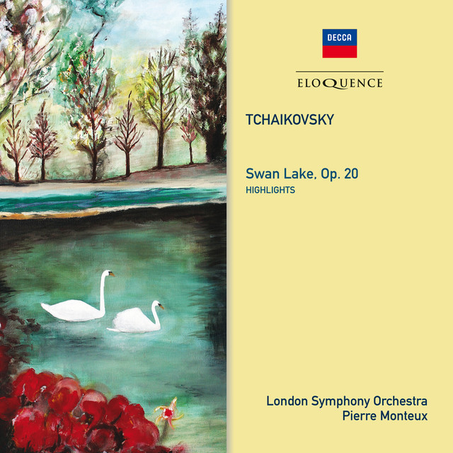 Tchaikovsky: Swan Lake (Highlights) Albumcover