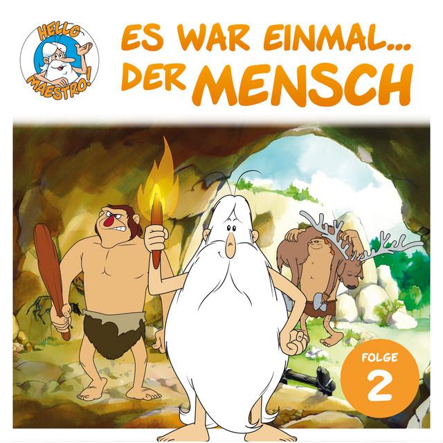 Folge 2: Der Neanderthaler Cover