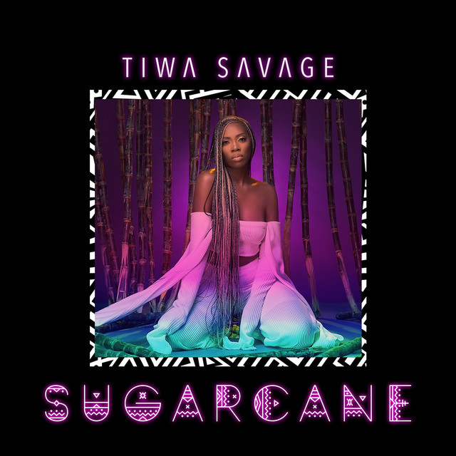 Album cover for Sugarcane by Tiwa Savage