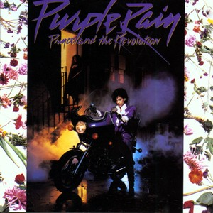 Purple Rain Albumcover