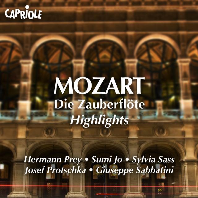 Mozart, W.A.: Zauberflote (Die) / Idomeneo [Opera] (Highlights) Albumcover