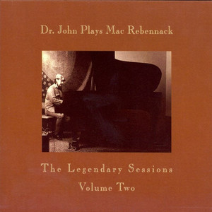 Dr. John Plays Mac Rebennack album