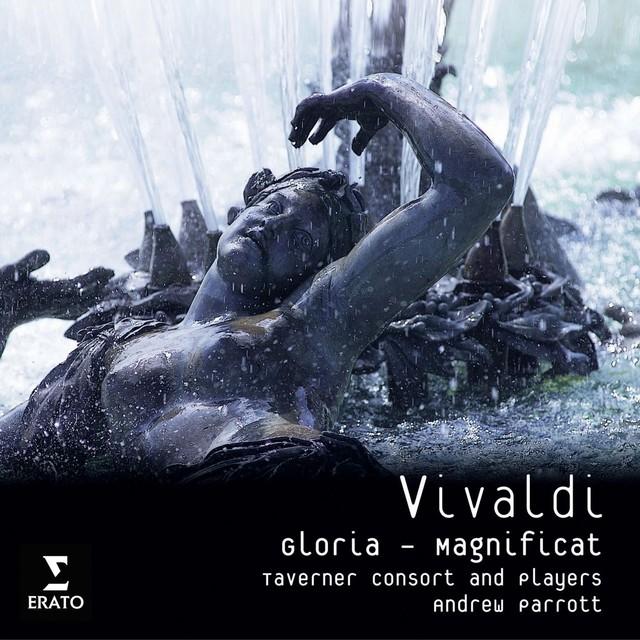 Vivaldi Gloria Magnificat Albumcover