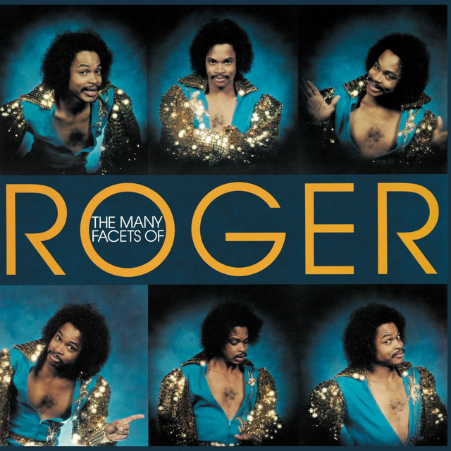 Roger Troutman The Many Facets of Roger album cover