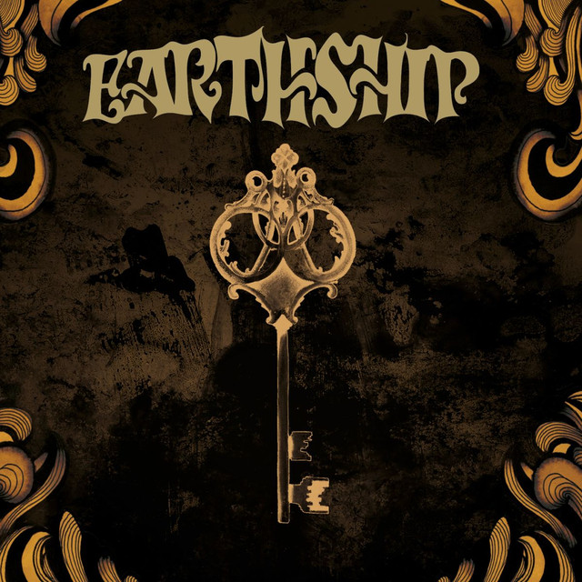 Album cover for Iron Chest by Earthship
