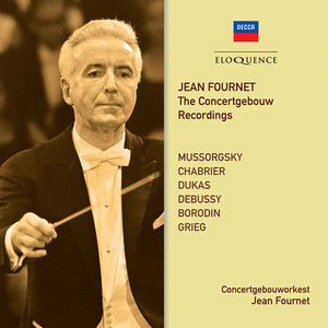 Jean Fournet - The Concertgebouw Recordings Albümü