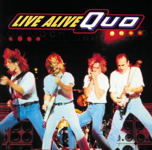Live Alive Quo Albumcover