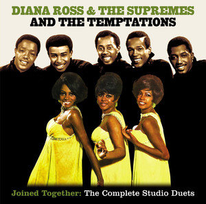 Diana Ross & The Supremes, The Temptations Ain't Nothing Like The Real Thing cover