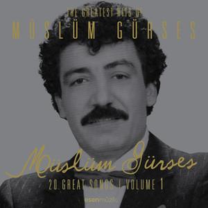 The Greatest Hits of Müslüm Gürses, Vol. 1 Albümü