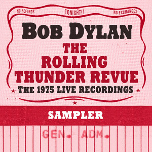 Bob Dylan – The Rolling Thunder Revue The 1975 Live Recordings Sampler (2019) Download