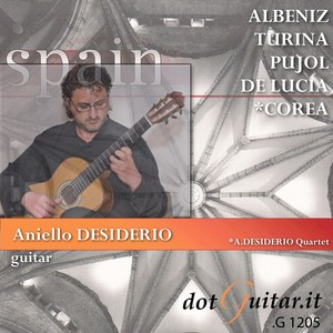 Aniello Desiderio, I.albeniz: Sevilla på Spotify