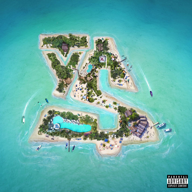 Skivomslag för Ty Dolla $ign: Beach House 3