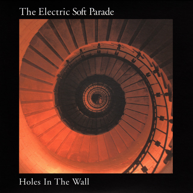 Album cover for Holes in the Wall by The Electric Soft Parade