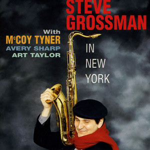 In New York (feat. McCoy Tyner, Avery Sharp & Art Taylor) album