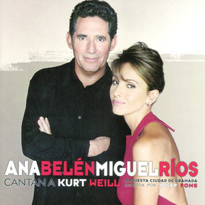 Ana Belén Y Miguel Rios Cantan A Kurt Weill album