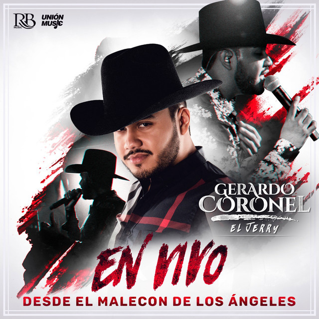 Album cover for En Vivo Desde El Malecon De Los Ángeles by Gerardo Coronel