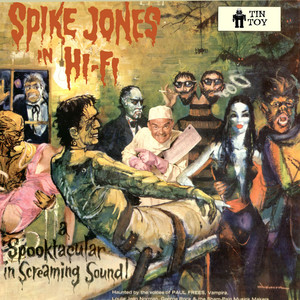 A Spooktacular in Screaming Sound album