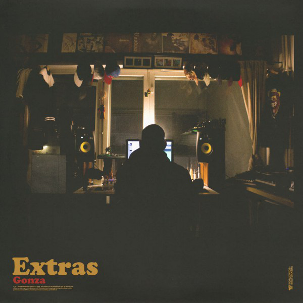 Album cover for Extras by Gonza
