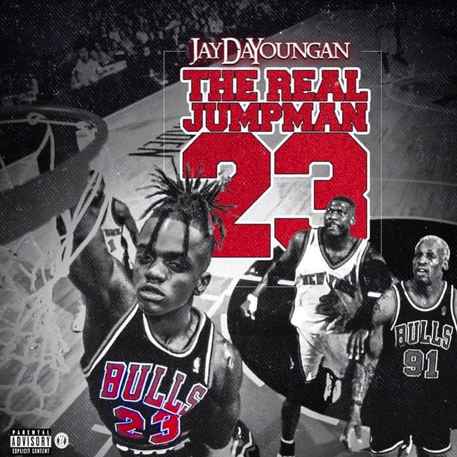 Album cover for The Real Jumpman 23 by Jaydayoungan
