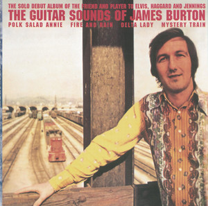 James Burton Polk Salad Annie cover