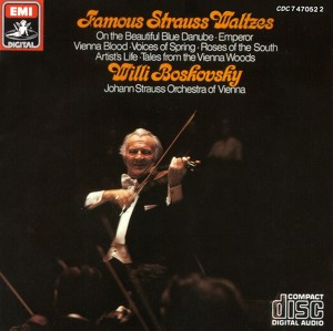 Wiener Johann Strauss-Orchester/Willi Boskovsky