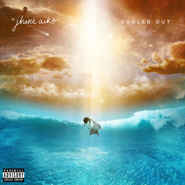 Jhené Aiko Souled Out (Deluxe) album cover