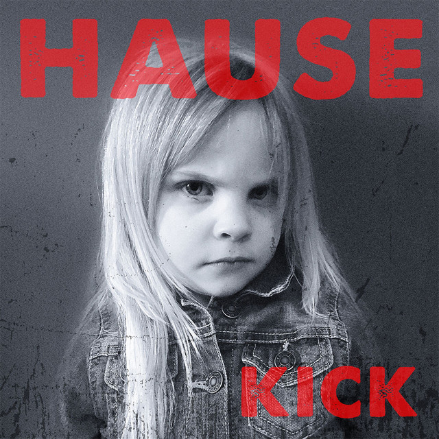 Album cover for Kick by Dave Hause