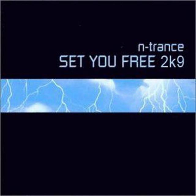 N-Trance Set You Free 2k9 album cover